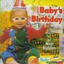 Cover of: Baby's Birthday
