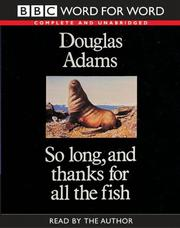 Cover of: So Long, and Thanks for All the Fish (Word for Word)