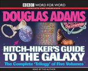 Cover of: The Hitch Hiker's Guide to the Galaxy (Word for Word)