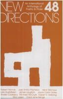 Cover of: New Directions in Prose and Poetry 48 (New Directions in Prose and Poetry) | James Laughlin