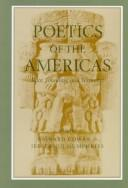 Cover of: Poetics of the Americas |