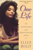 Cover of: One Life | Ellen Holly