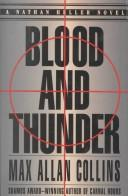 Cover of: Blood and Thunder | Max Allan Collins