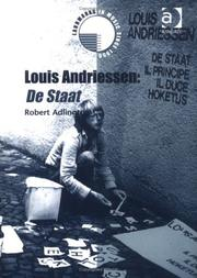 Cover of: Louis Andriessen | Robert Adlington