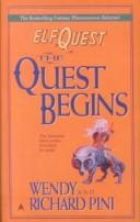Cover of: The Quest Begins | Wendy Pini