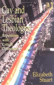 Cover of: Gay & Lesbian Theologies