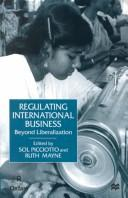 Regulating International Business by