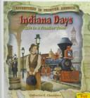 Cover of: Indiana Days