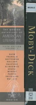 Cover of: The Norton Anthology American Literature