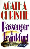 Cover of: Passenger to Frankfort