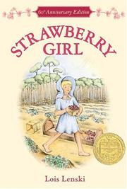 Cover of: Strawberry Girl 60th Anniversary Edition (Trophy Newbery)