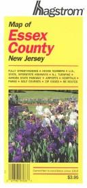 Cover of: New Jersey Essex County Pocket Map | Hagstrom
