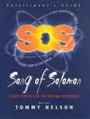 Cover of: Song of Solomon | Tommy Nelson