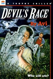 Cover of: Devil's Race (Trophy Chiller)