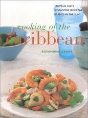 Cover of: Cooking of the Caribbean | Linda Doeser