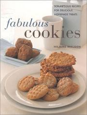 Cover of: Fabulous cookies