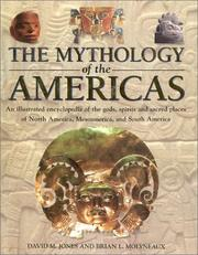 Cover of: mythology of the Americas | Jones, David M.