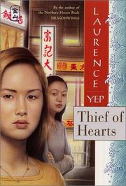Cover of: Thief of Hearts (Golden Mountain Chronicles, 1995)
