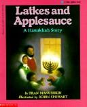 Cover of: Latkes and Applesauce (Blue Ribbon Book)