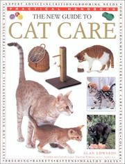 Cover of: The New Guide to Cat Care (Practical Handbooks (Lorenz)) | Alan Edwards