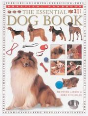 Cover of: Essential Dog Book | Peter Larkin