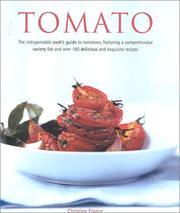 Cover of: Tomato | Christine France