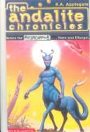 Cover of: The andalite chronicles