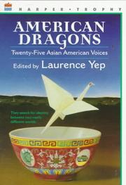 Cover of: American Dragons