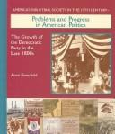 Cover of: Problems and Progress in American Politics | Jason Porterfield