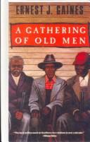 Cover of: A Gathering of Old Men | Ernest J. Gaines