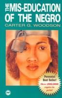 Cover of: The Mis-Education of the Negro
