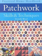Cover of: Patchwork Skills & Techniques