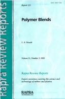 Cover of: Polymer Blends