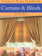 Cover of: Curtains and Blinds