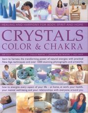 Cover of: Crystals, Colour and Chakra | Gill Hale
