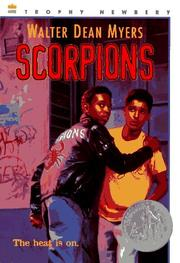 Cover of: Scorpions (Newbery Honor Book) | Walter Dean Myers