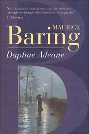 Cover of: Daphne Adeane