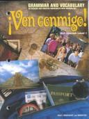 Cover of: Ven Conmigo! Level 2 by Nancy A. Humbach