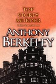Cover of: Top Storey Murder (A Roger Sheringham Case)