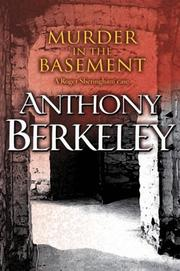 Cover of: Murder in the Basement (A Roger Sheringham Case)