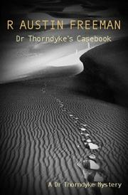 Cover of: Dr Thorndyke's Casebook