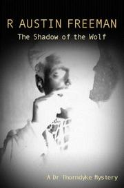 Cover of: The Shadow of the Wolf