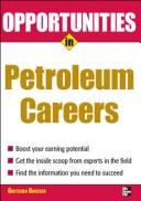 Cover of: Opportunities in petroleum careers
