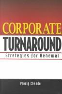 Cover of: Corporate Turnarounds