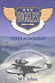 Cover of: Biggles takes a holiday