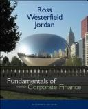 Cover of: Fundamentals of Corporate Finance (McGraw-Hill/Irwin Series in Finance, Insurance, and Real Est)