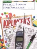 Cover of: Practical Business Math Procedures, 6th