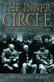 Cover of: Inner Circle | Joan Bright Astley