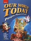 Cover of: Our World Today | Richard G. Boehm