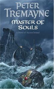 Cover of: Master of Souls~Peter Tremayne